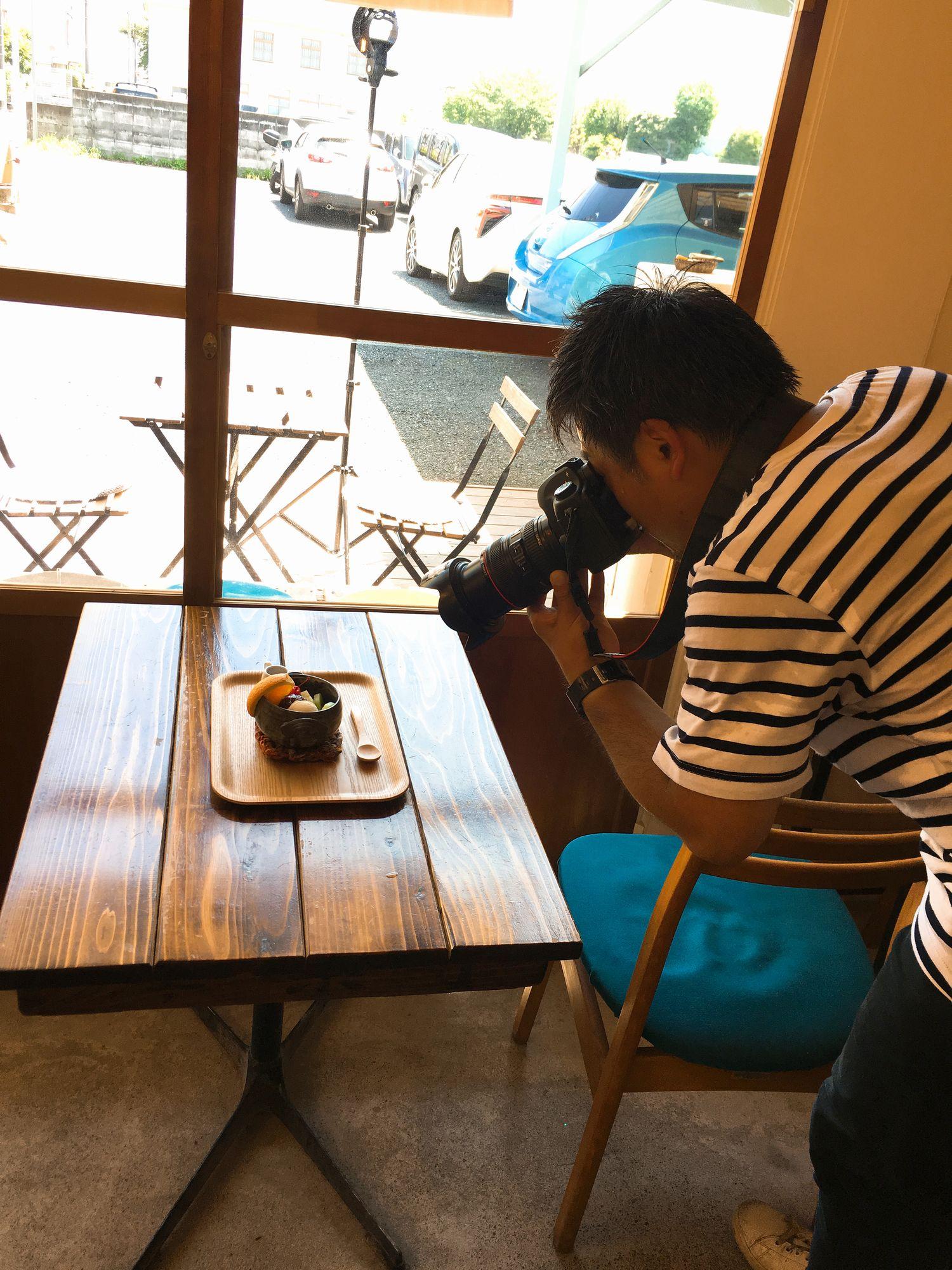 【青梅市】和菓子&カフェ まちだ様