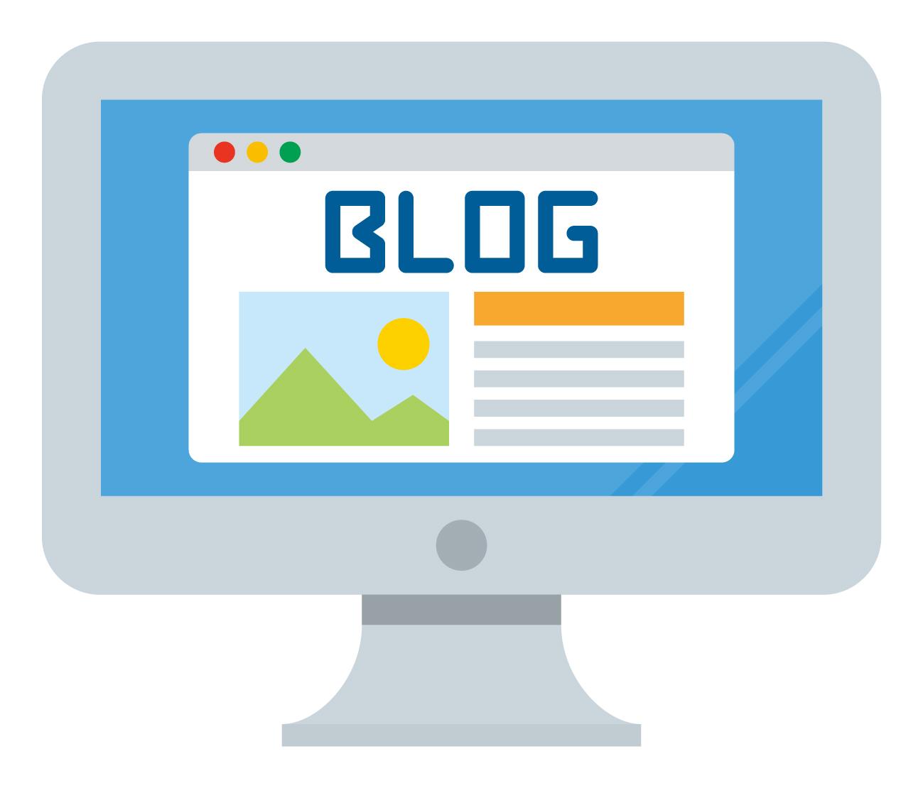 ブログ更新の楽しみ
