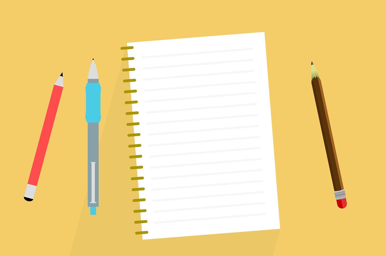 ブログを書くための情報収集。メモのテクニック