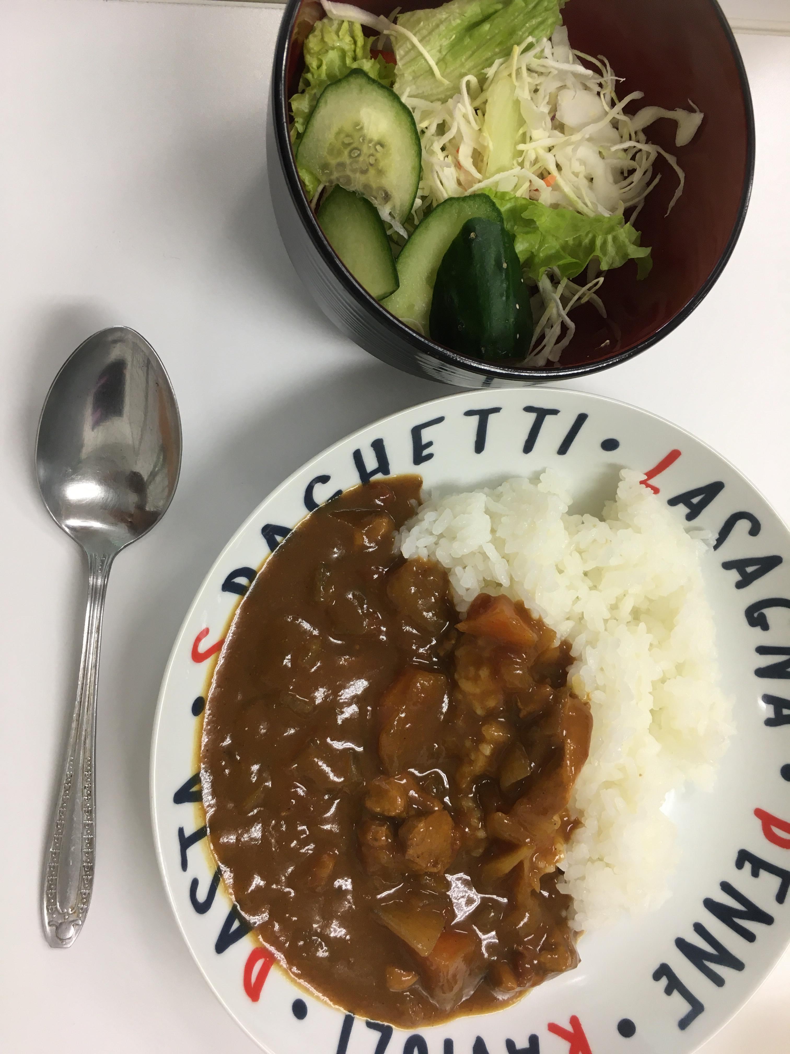おなかま食堂 4月20日(月)